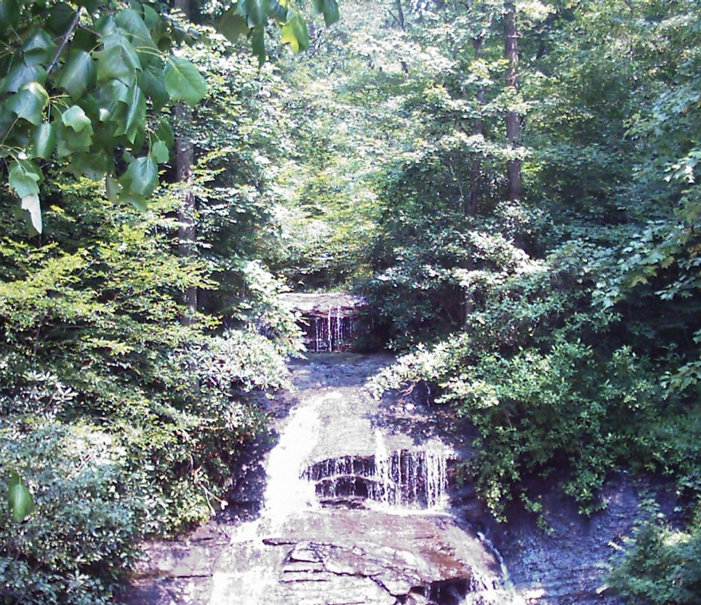 Wild Cat Falls and Aunt Sue's, Greenville, SC