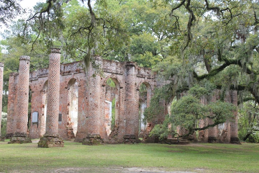 Get a Glimpse of the Past in Beaufort SC