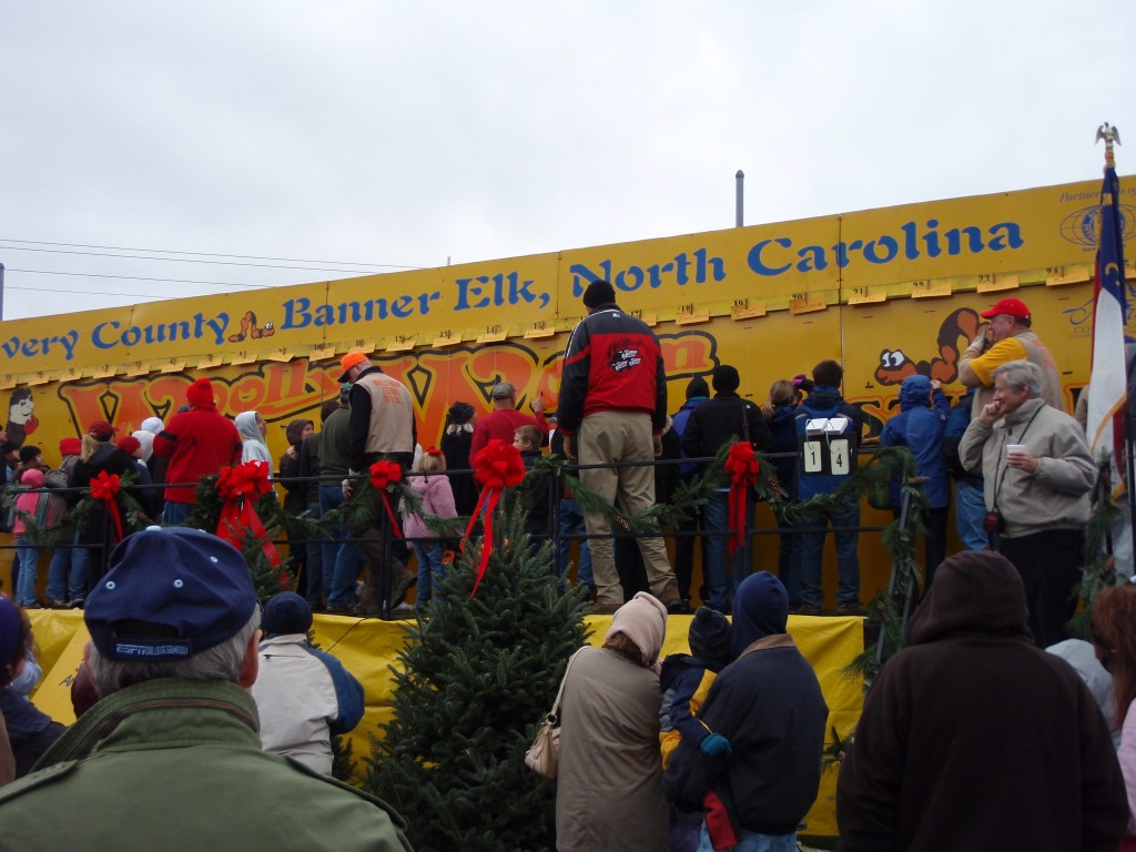 Woolly Worm Festival in Banner Elk, North Carolina