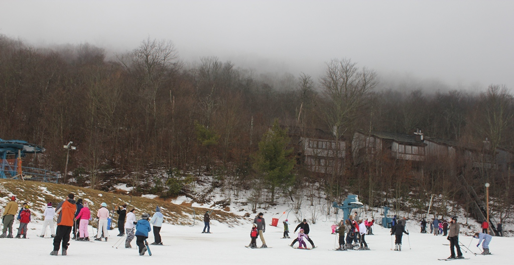 Head to Beech Mountain Resort for Winter Fun