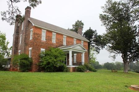 Meet Jefferson Davis at the Cross Keys House in Union