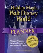 Book Review: The Hidden Magic of Walt Disney World Planner