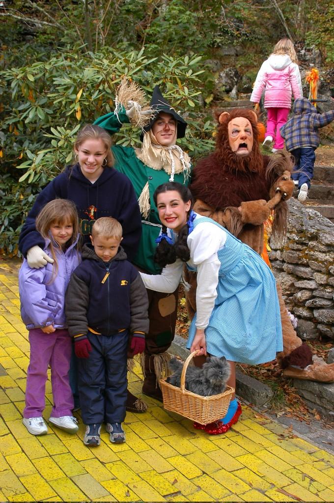 Annual Autumn at Oz Celebration is Oct. 6-7 on Beech Mountain