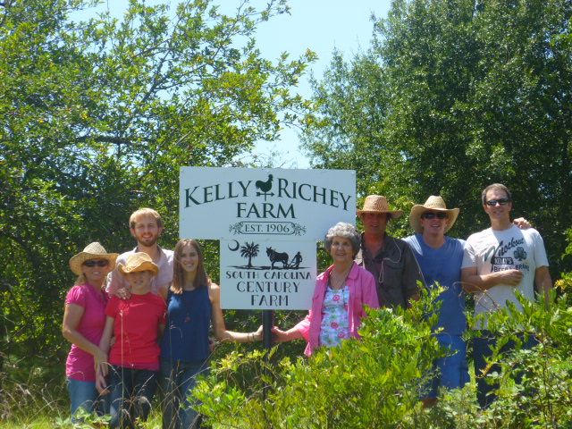 South Carolina Century Farms: Honoring South Carolina's Historic Farming Families