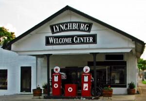 Lynchburg TN Welcome Center