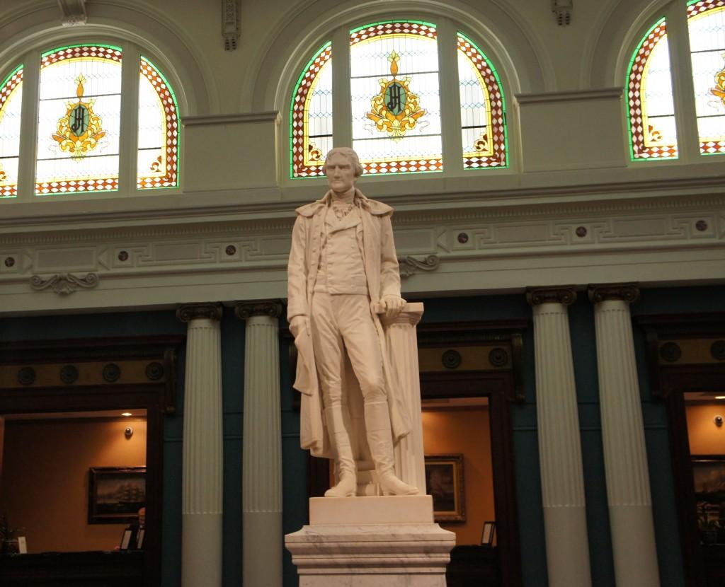 Jefferson Lobby