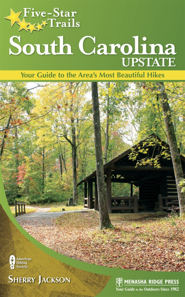 Five Star Trails: South Carolina Upstate now out!