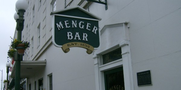 San Antonio's Menger Bar Serves History with a Twist