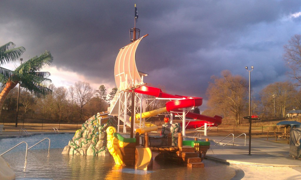 Splash Down In One of These Upstate SC Water Parks