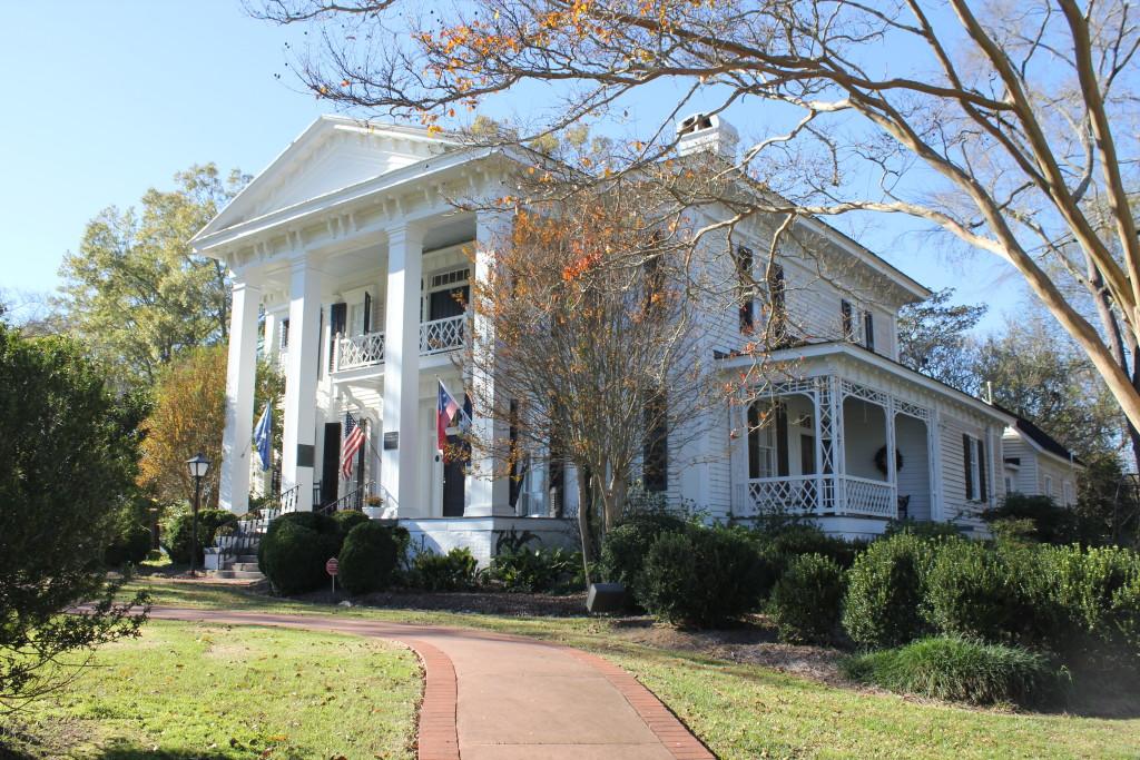 Burt Stark Mansion
