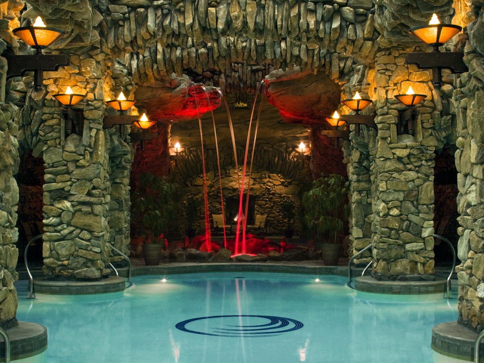 Asheville's Spectacular Spa