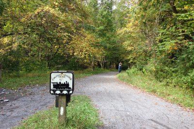 Ride the Virginia Creeper Trail