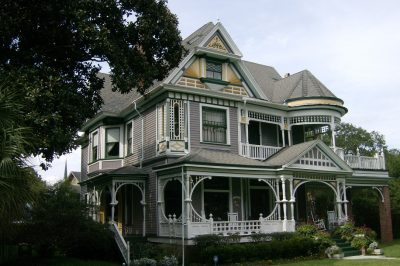 Mobile's Kate Shepard House—Old South Charm