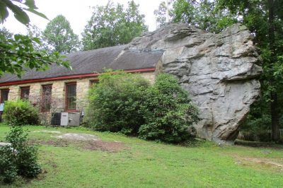 Mentone's Sallie Howard Chapel Rocks