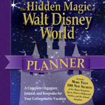 Book Review: The Hidden Magic of Walt Disney World Planner