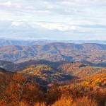 Miles of Scenic Fall Hiking & Biking Options at Beech Mtn