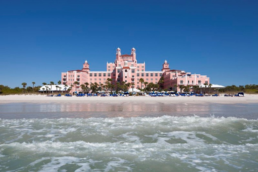 """The Don Cesar — the """"Pink Lady"""""""