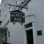 San Antonio's Menger Bar Serves History with a Twist