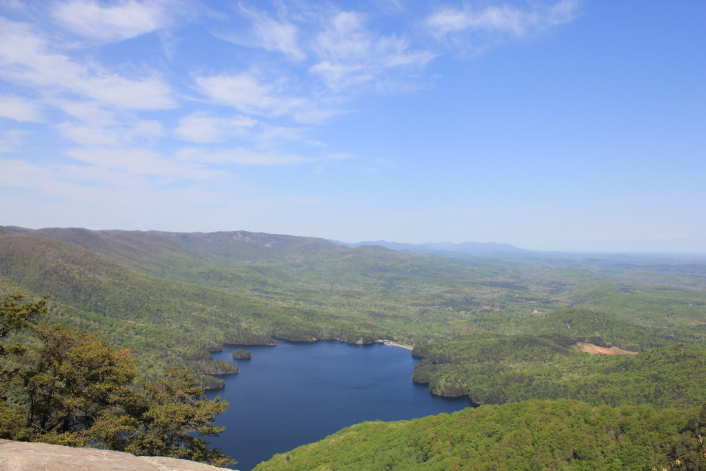 Enjoy summer in the great outdoors at table rock state for Table rock nc cabins