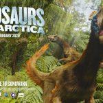 Dinosaurs Stalk Mobile's Exploreum